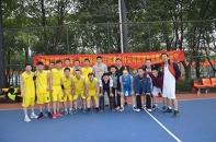 2014年冬季篮球友谊赛