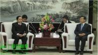 假日租车外事接待:越南副主席陈青敏访问重庆